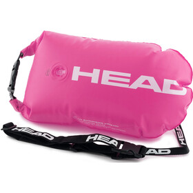 Head Swimmers Boya de Seguridad, pink
